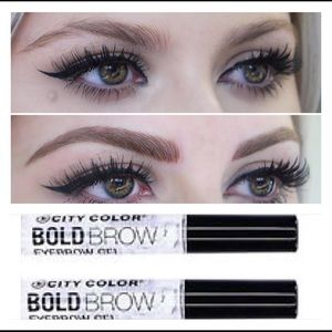 2 Clear Eyebrow Gels for Stay Put Brows